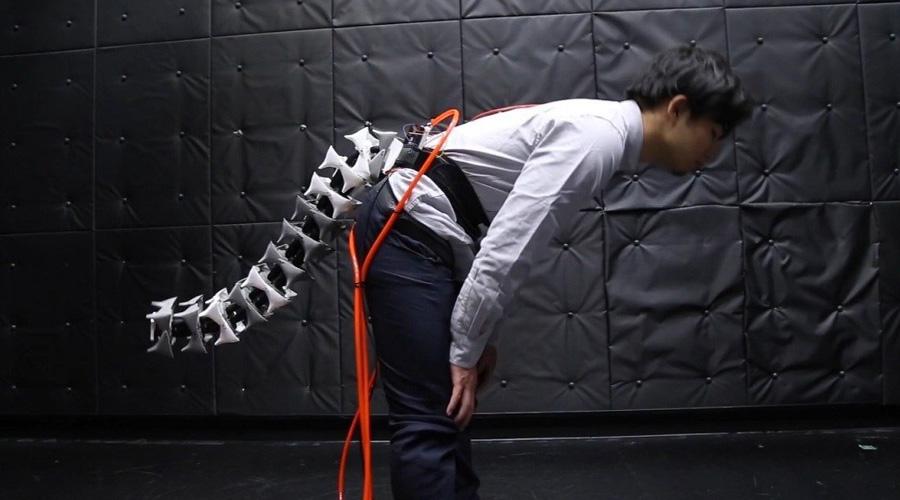 Crean una cola robótica que mejora la movilidad de las personas | El Imparcial de Oaxaca