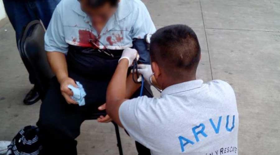 Se pasa el alto y lo arrolla en Calzada Madero | El Imparcial de Oaxaca