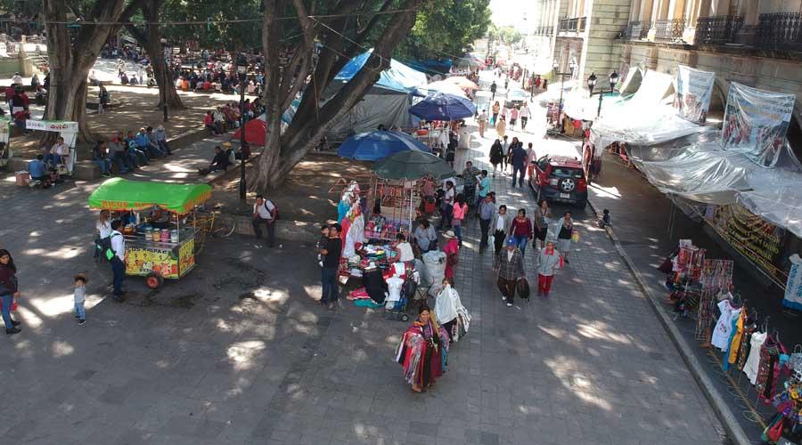 En la informalidad laboral 81.7% de oaxaqueños   El Imparcial de Oaxaca