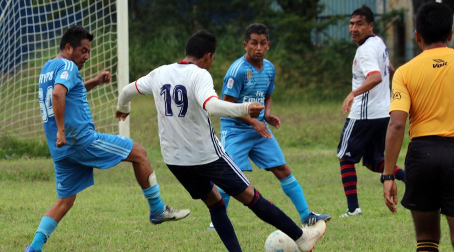 Reacciona Tecnológico y gana jornada del torneo de Futbol de Veteranos | El Imparcial de Oaxaca