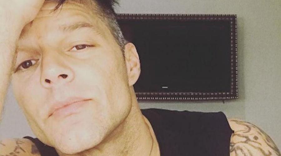 Preocupa a sus fans el estado de salud de Ricky Martin | El Imparcial de Oaxaca