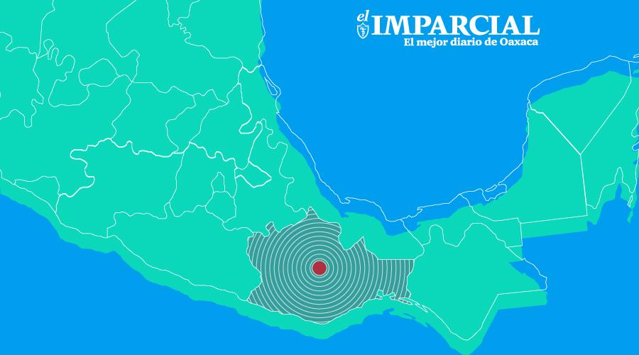 Despierta sismo de intensidad 4.8 a los oaxaqueños | El Imparcial de Oaxaca