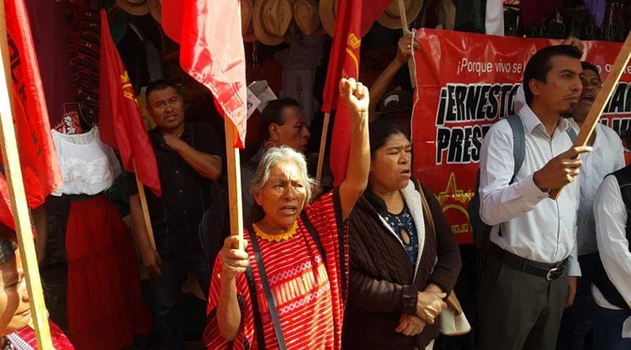 Busca Sol Rojo cancelación de órdenes de aprehensión en Oaxaca | El Imparcial de Oaxaca