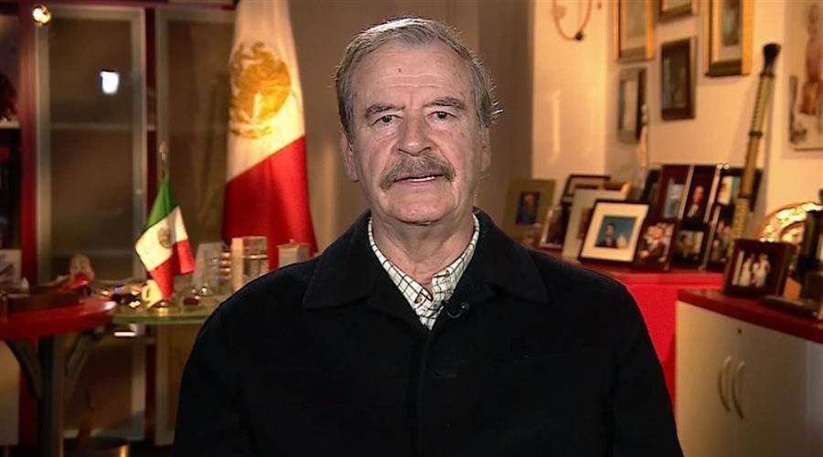 Vicente Fox renuncia a la seguridad que le paga el Estado en carta a la Sedena | El Imparcial de Oaxaca