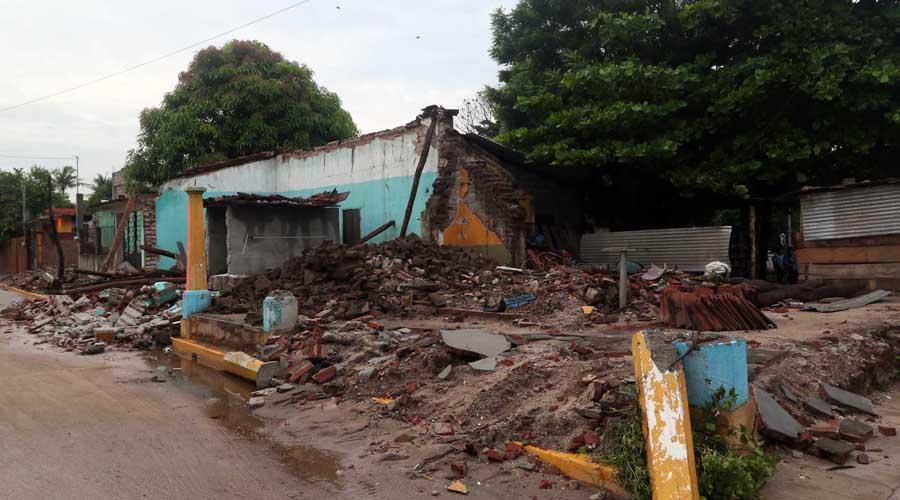 Para 2019, ayuda para reconstrucción a medias   El Imparcial de Oaxaca