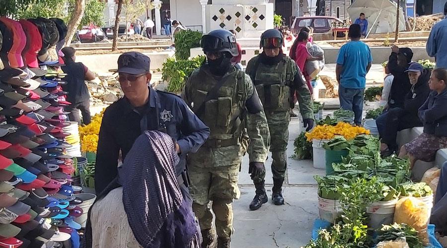 Operan asaltantes en Ocotlán de Morelos | El Imparcial de Oaxaca