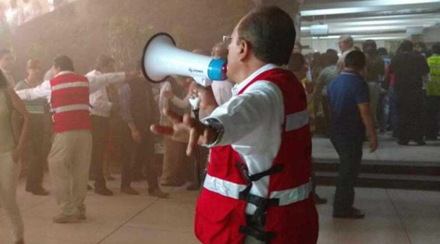 Participan hoy 155 municipios en macrosimulacro | El Imparcial de Oaxaca