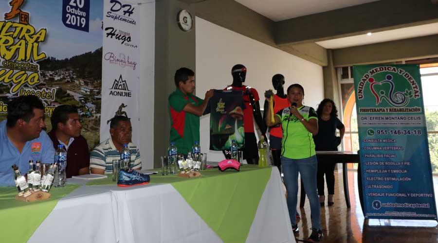 Alistan trail de San Antonio Cuajimoloyas | El Imparcial de Oaxaca