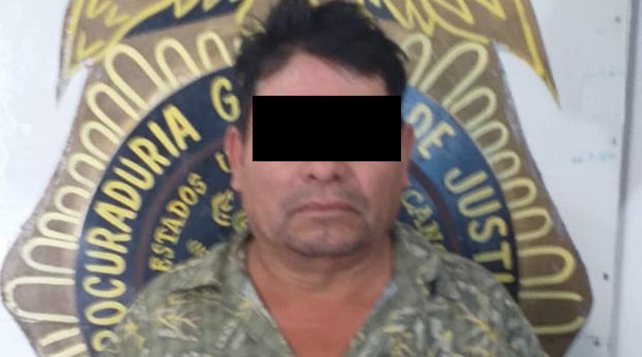 Detienen a sujeto por violencia familiar   El Imparcial de Oaxaca