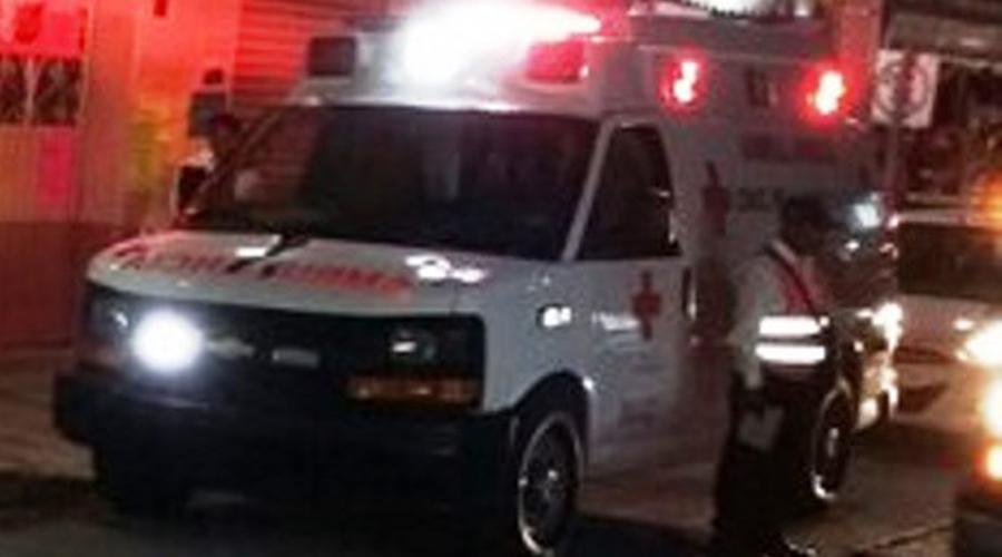 Motociclista choca contra un taxi en Huajuapan | El Imparcial de Oaxaca