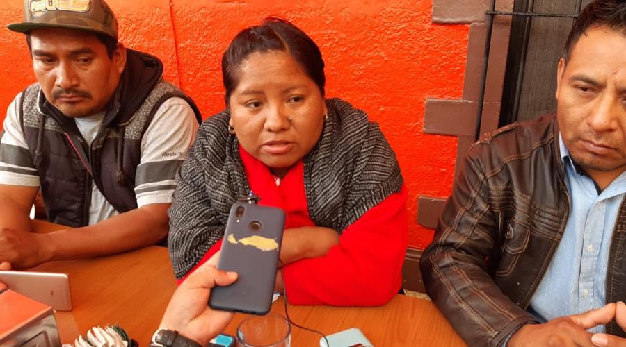 Buscarán independizarse agencias de Tezoatlán   El Imparcial de Oaxaca
