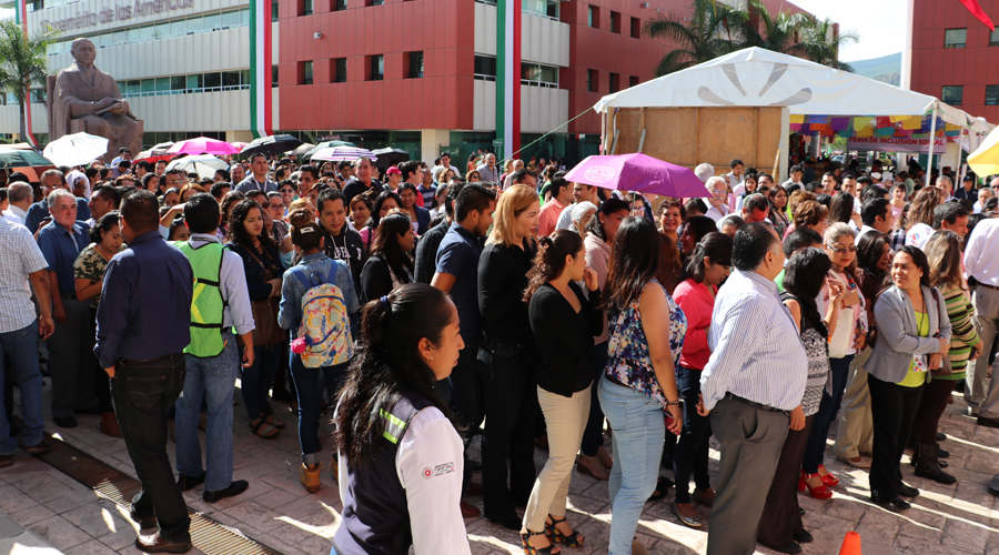 Fortalecen cultura de la prevención en Oaxaca   El Imparcial de Oaxaca