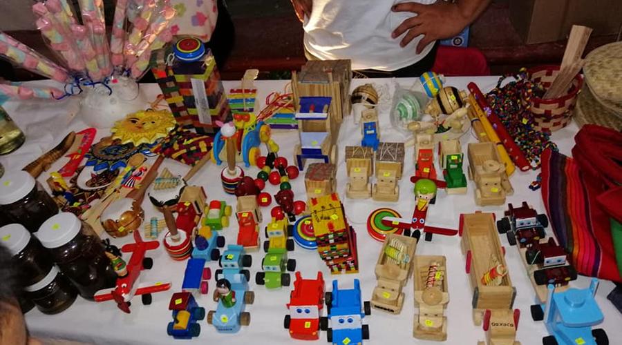 Invitan a feria de artesanías en Teotitlán de Flores Magón   El Imparcial de Oaxaca