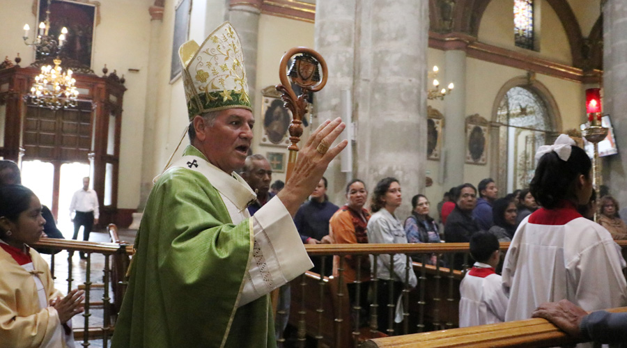 Vandalismo ofende a los oaxaqueños: Arzobispo   El Imparcial de Oaxaca