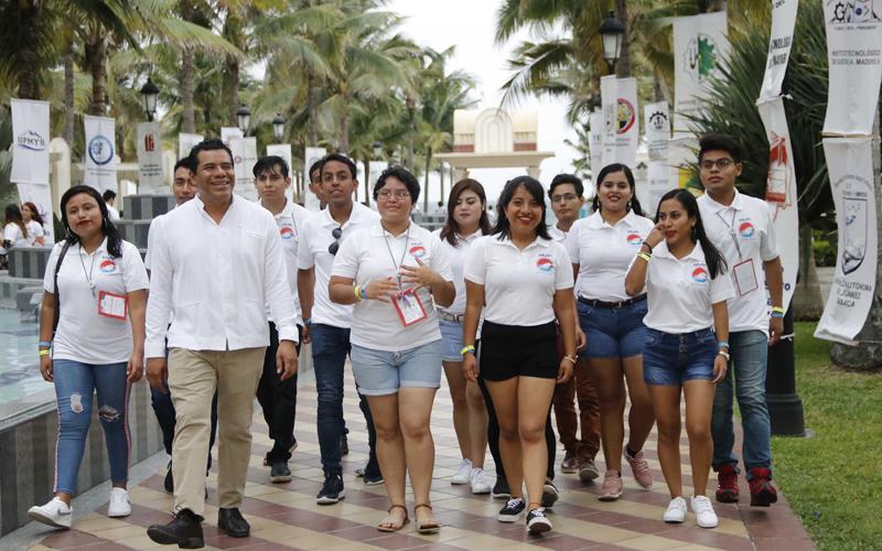 Participa la UABJO en  Congreso Internacional  del Programa Delfín | El Imparcial de Oaxaca
