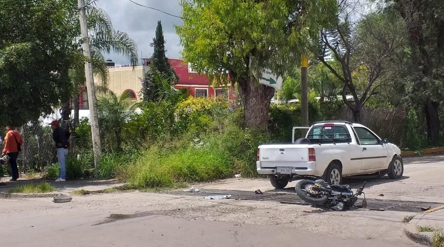 Menor se lesiona en accidente en la Mixteca   El Imparcial de Oaxaca