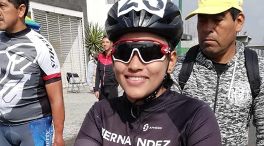 Gilda Andrea entre las diez mejores en el Campeonato Mundial de Paraciclismo 2019 | El Imparcial de Oaxaca