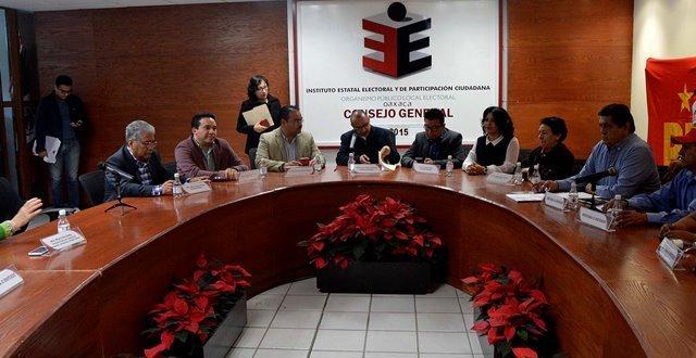 Existen 61 aspirantes al Consejo del IEEPCO | El Imparcial de Oaxaca