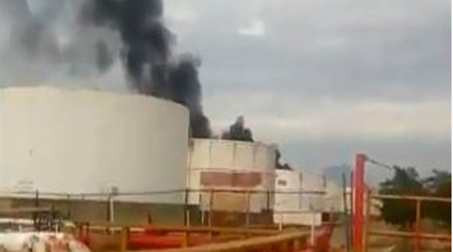 Registran explosión en la refinería de Salina Cruz   El Imparcial de Oaxaca
