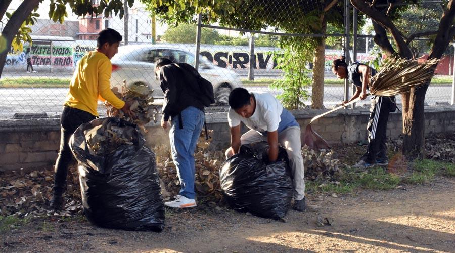 Dieron Tequio en la UABJO   El Imparcial de Oaxaca