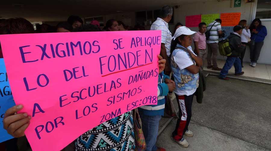 Procesos burocráticos frenaron reconstrucción en Oaxaca | El Imparcial de Oaxaca