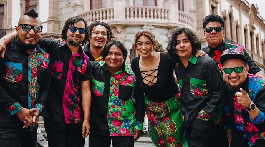 La China Sonidera homenajea a Celso Piña | El Imparcial de Oaxaca
