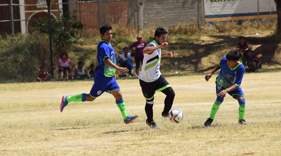 Carneros no seden terreno en Liga de Futbol Mayor A | El Imparcial de Oaxaca