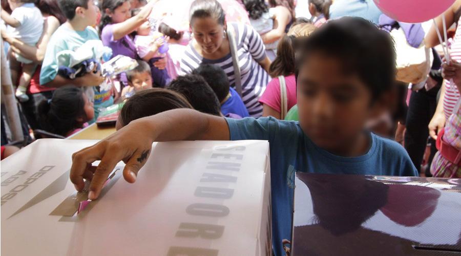 Presenta INE resultados de consulta infantil al DIF | El Imparcial de Oaxaca