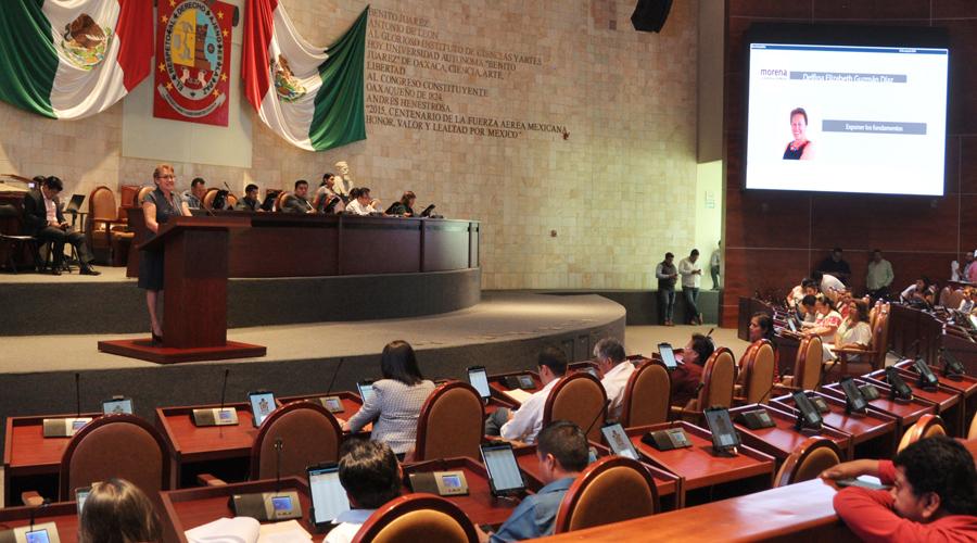 Acumulan más faltas legisladores de Oaxaca | El Imparcial de Oaxaca