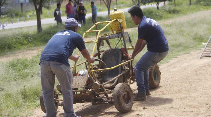 Van Prototipos a la Sierra Norte | El Imparcial de Oaxaca