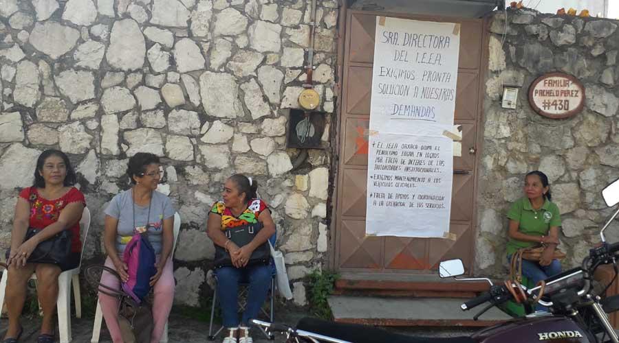 Paran labores trabajadores del IEEA en Tuxtepec | El Imparcial de Oaxaca
