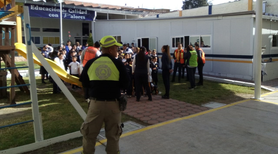 Preparan macro simulacro para el 19/09 en 45 municipios   El Imparcial de Oaxaca