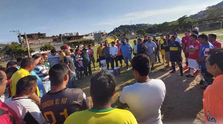 Se oponen a que desaparezca Unidad Deportiva en Salina Cruz | El Imparcial de Oaxaca