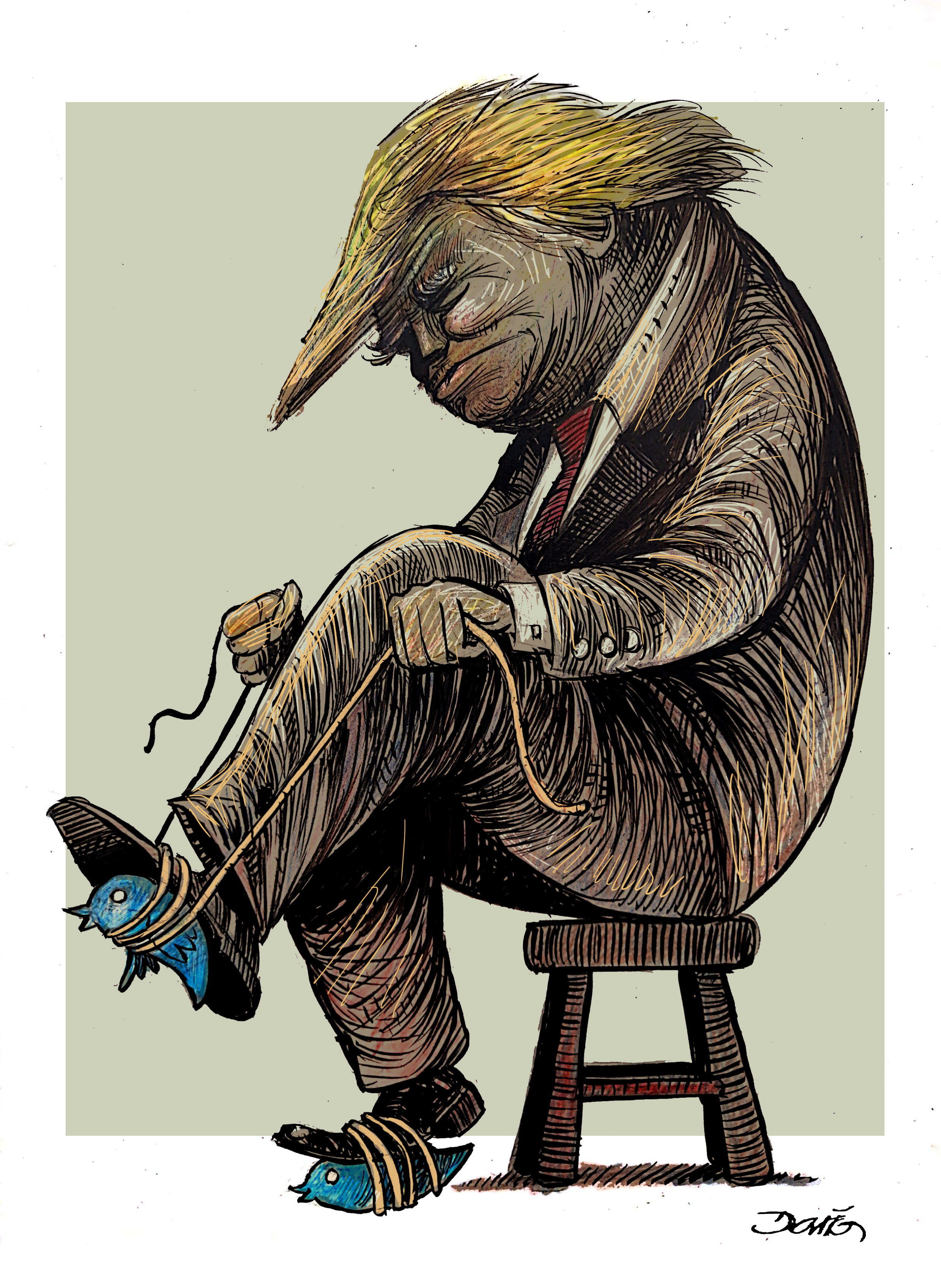 Trump y sus despidos   El Imparcial de Oaxaca