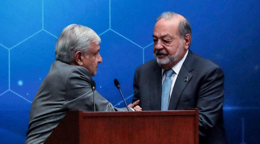 Carlos Slim devolverá 57 mdd a CFE por gasoducto 'leonino'   El Imparcial de Oaxaca