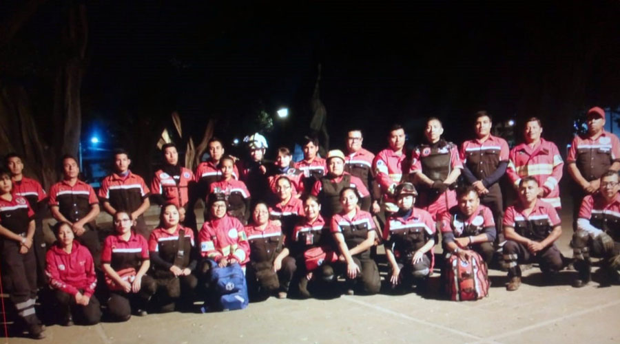 Lobos sorprende con 'brigada rosa'   El Imparcial de Oaxaca