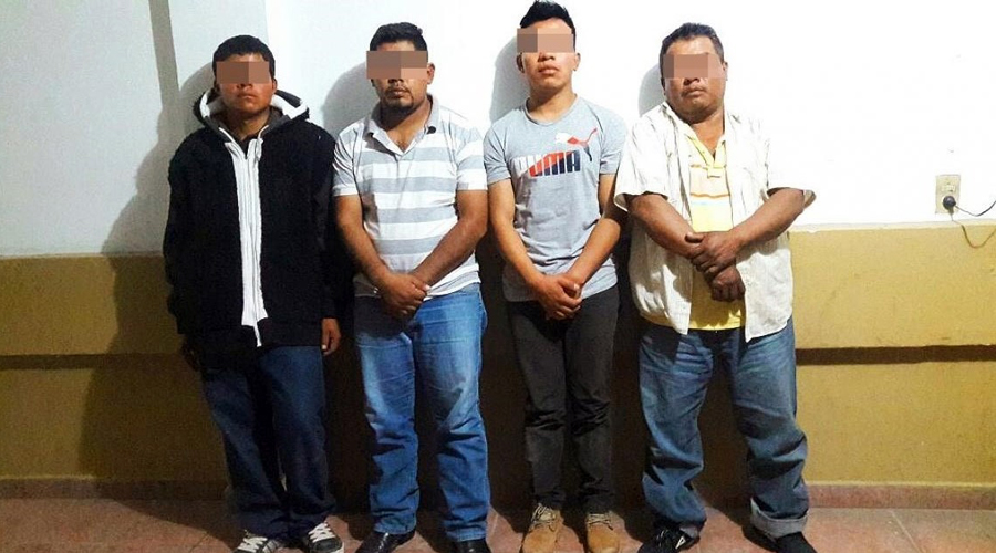 Fallo condenatorio contra banda de secuestradores | El Imparcial de Oaxaca