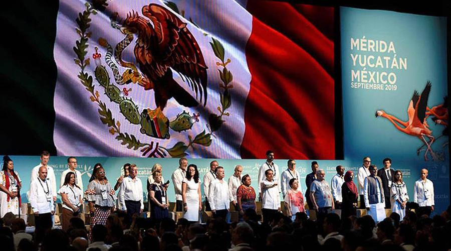 Realizan cumbre de premios Nobel de la Paz en Mérida, Yucatán | El Imparcial de Oaxaca