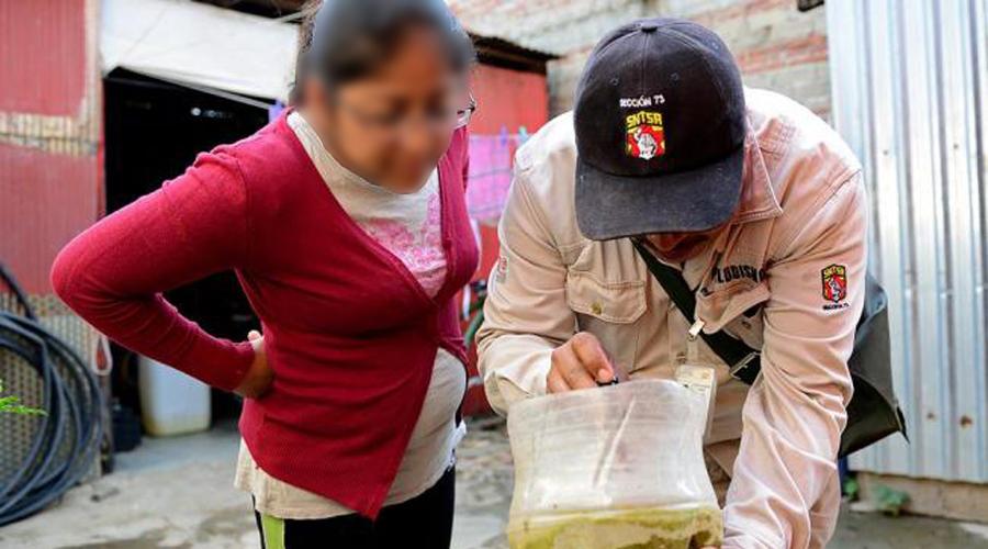 No permiten en 50 por ciento de casas brigadas contra el dengue en Oaxaca | El Imparcial de Oaxaca