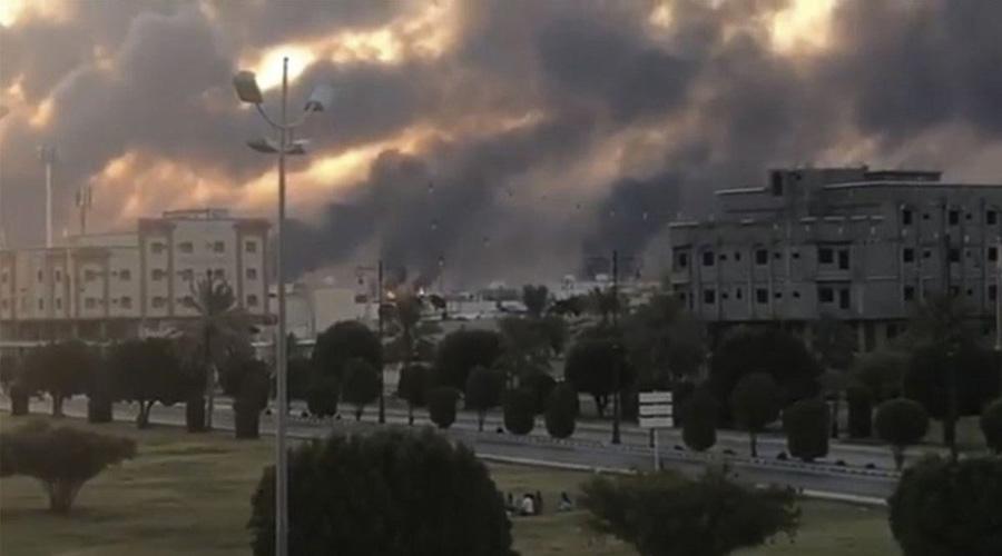 Drones atacan refinería en Arabia Saudita | El Imparcial de Oaxaca