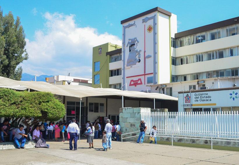 Digitalizan expedientes médicos en Hospital Civil | El Imparcial de Oaxaca