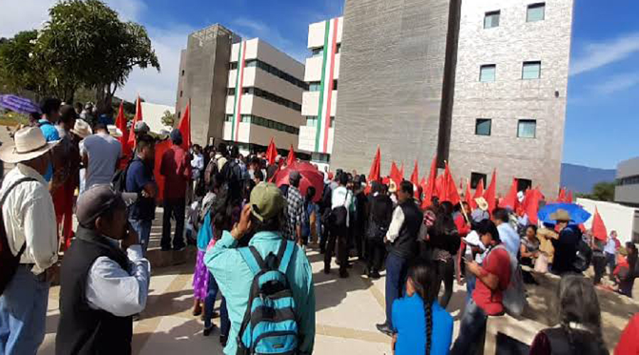 Exige Frente Popular Revolucionario recursos para realizar sus proyectos   El Imparcial de Oaxaca