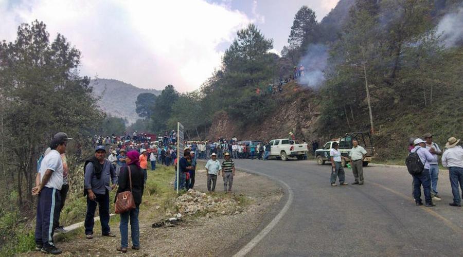 Conflictos en la región Mixe, siguen en la agenda de Segego | El Imparcial de Oaxaca