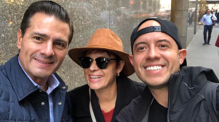 Enrique Peña Nieto reaparece ahora en Nueva York | El Imparcial de Oaxaca