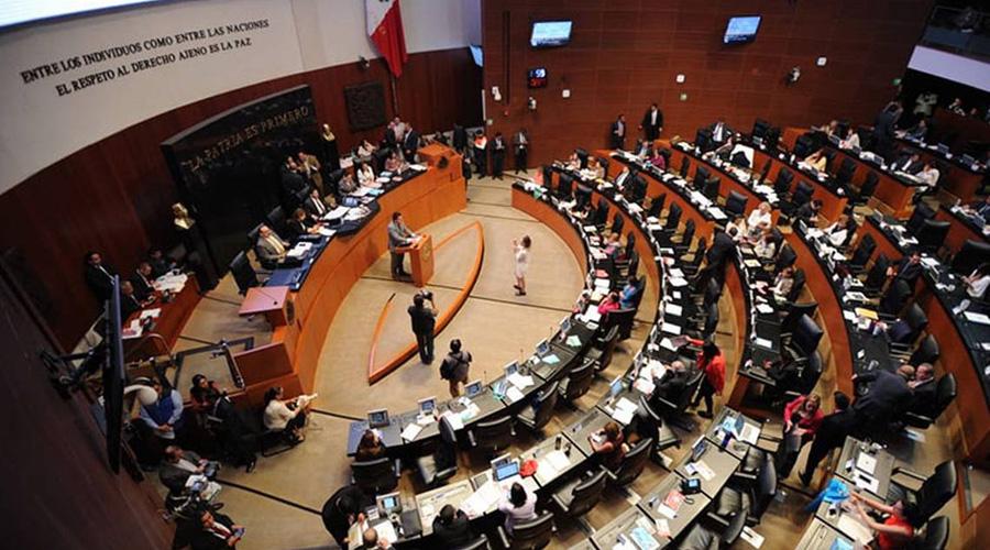 Aprueban senadores reforma para hacer públicas todas sus sentencias | El Imparcial de Oaxaca