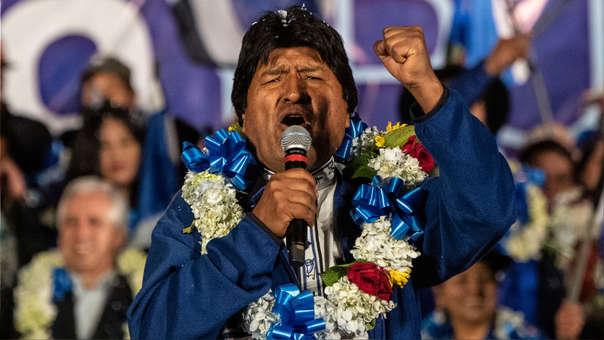 Busca Evo Morales su cuarto mandato | El Imparcial de Oaxaca