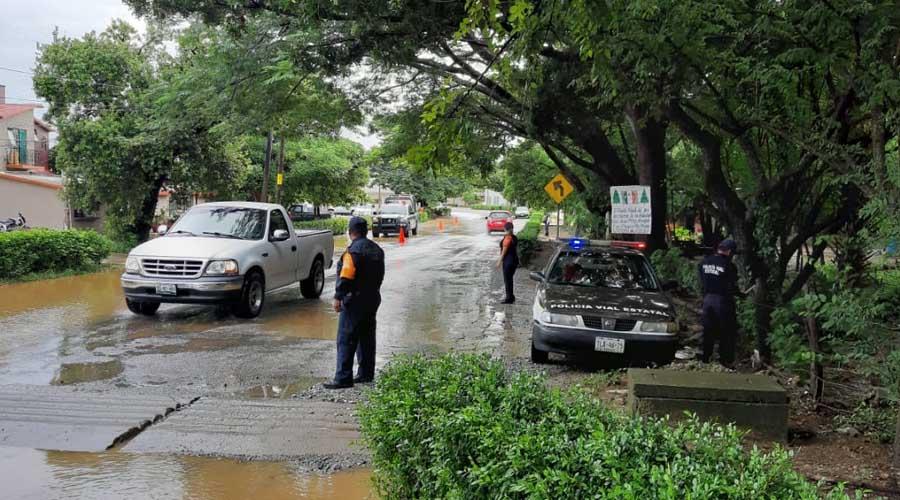 Fuertes lluvias provocan desbordamiento de arroyos en el Istmo   El Imparcial de Oaxaca