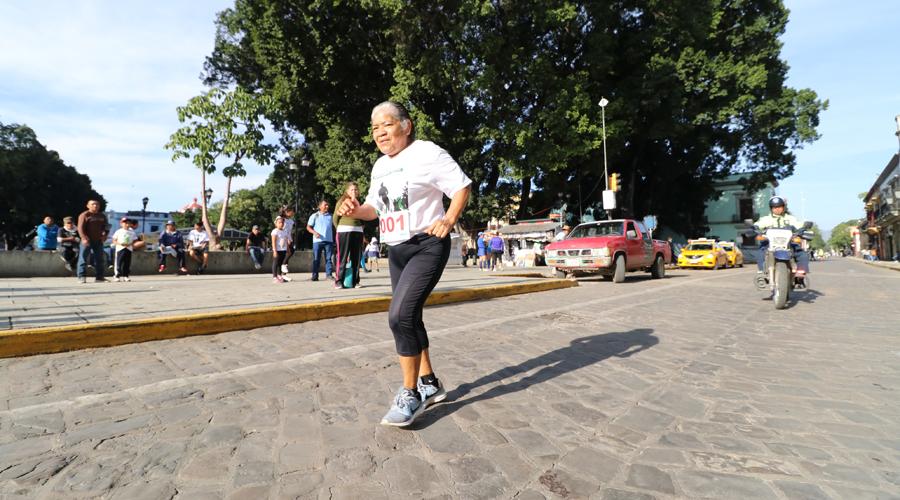 Con ejercicio adultos mejoran funcionalidad | El Imparcial de Oaxaca