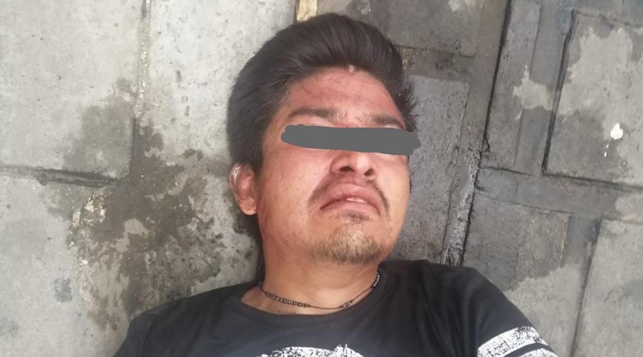 Quiere robarle a una mujer y lo atrapan | El Imparcial de Oaxaca