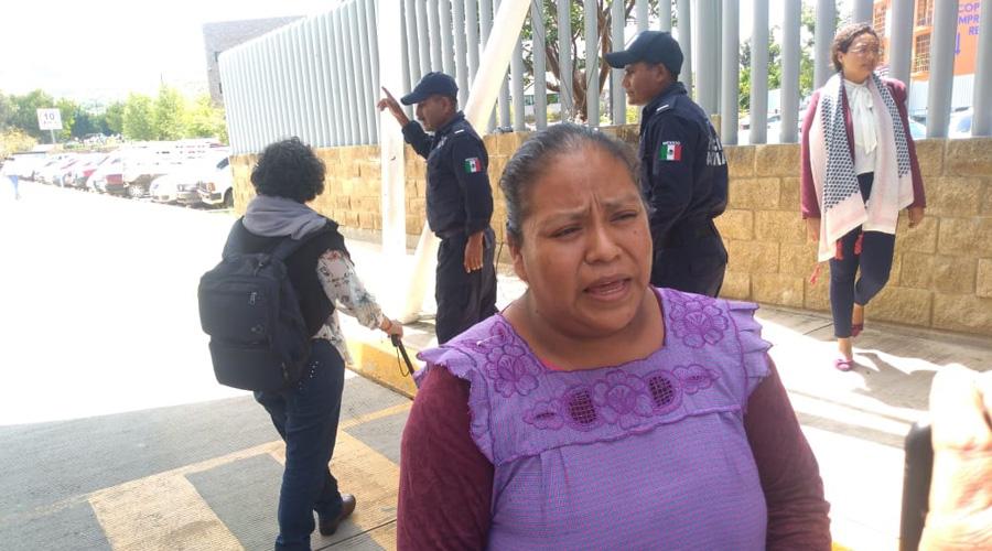Mujer golpeada en video viral denuncia amenazas y despojo | El Imparcial de Oaxaca